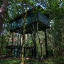 Jagdhütte der Familie B.