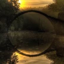 """Die """"Teufelsbrücke"""""""