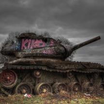 The Lone Tank D.