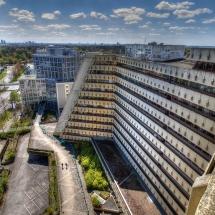 Büro-Pyramide H.